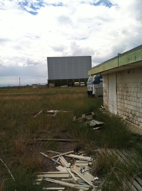 New Frontier Drive-In