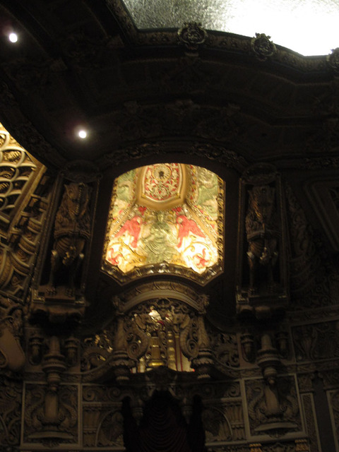 Oriental Theatre - Auditorium Detail