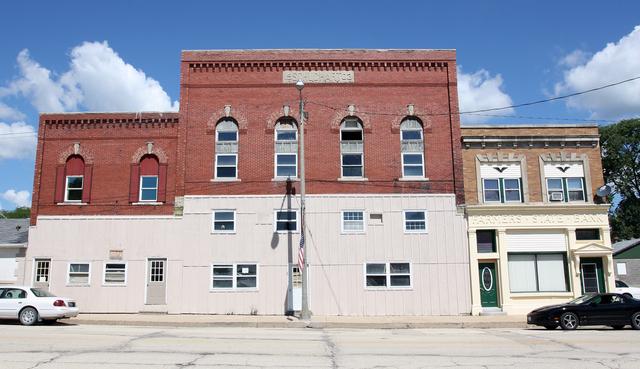 Ashton Theater, Ashton, Illinois
