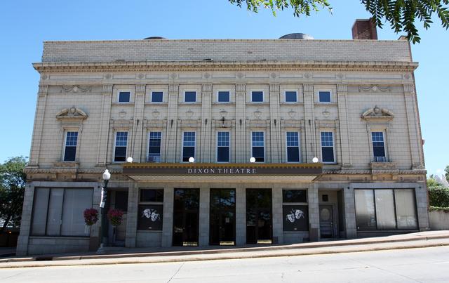 Dixon Theatre, Dixon, Illinois