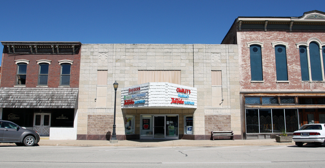New Polo Theatre, Polo, Illinois