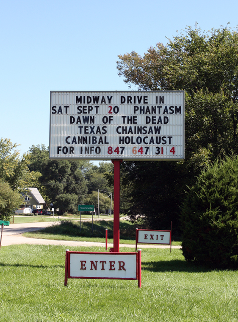 Midway Drive-In, Sterling, Illinois