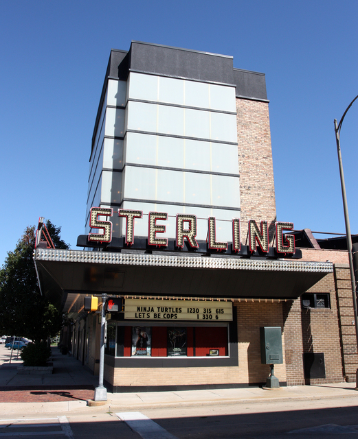 Sterling Theater, Sterling, Illinois