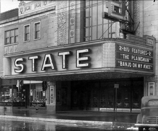 STATE Theatre; Chicago, Illinois.
