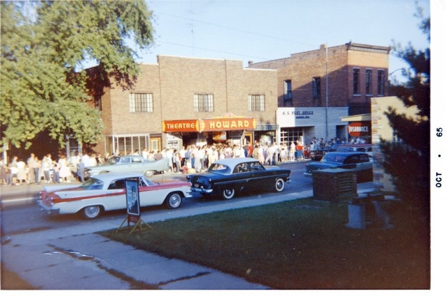 Monon theatre in better times