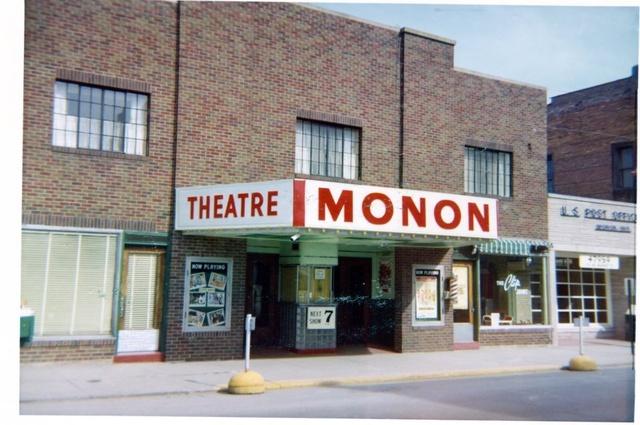 More recent monon theater