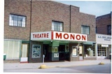More recent monon theater