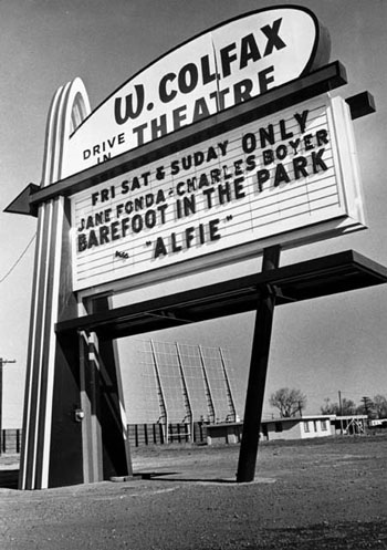 West Colfax Drive-In