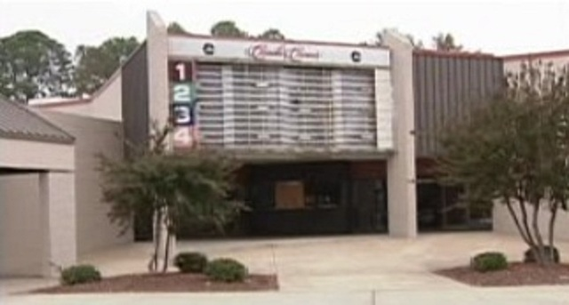 Carmike Carolina East 4 - abandoned since 2001