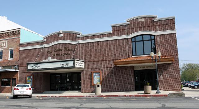Little Theatre on the Square, Sullivan, Illinois