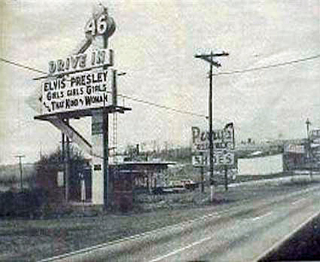 Route 46 Drive-In