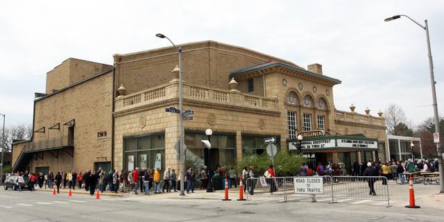 Virginia Theatre, Champaign, Illinois