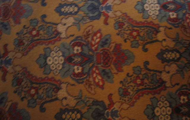 Oriental Theatre - Carpet Detail