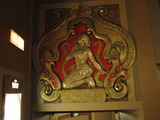 Oriental Theatre - Upper Foyer ornamental detail