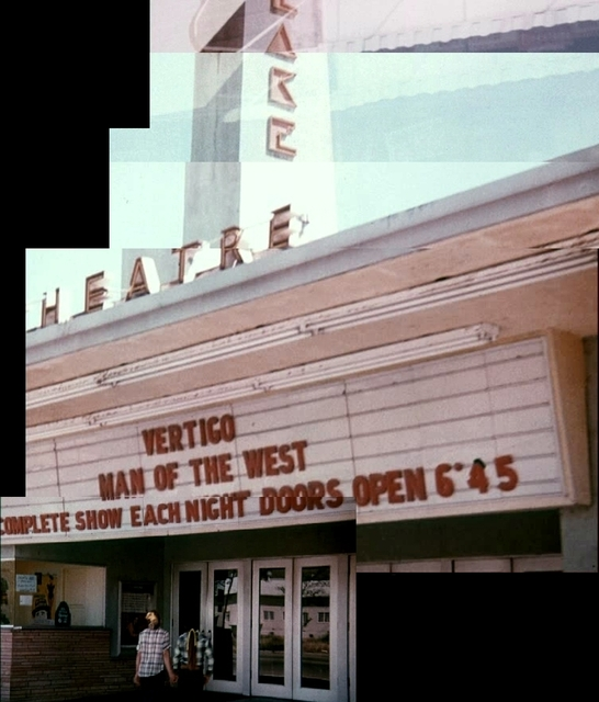 Lake Theatre circa 1975 in <i>Crazy Mama</i>