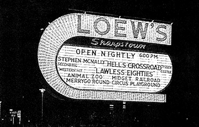 Loew's Sharpstown Drive-In