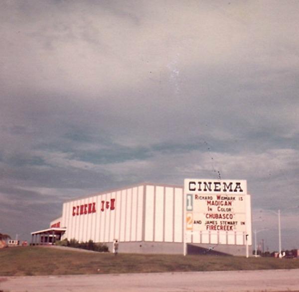 Gulfgate Cinema I & II