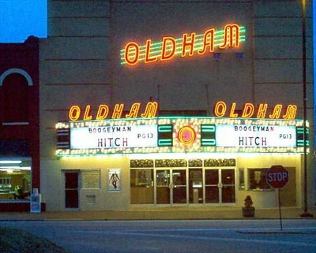 Oldham Theatre