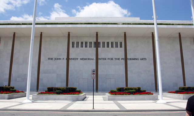 Kennedy Center (which includes the Family Theater), Washington, DC