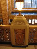 Oriental Theatre - Lobby railing detail