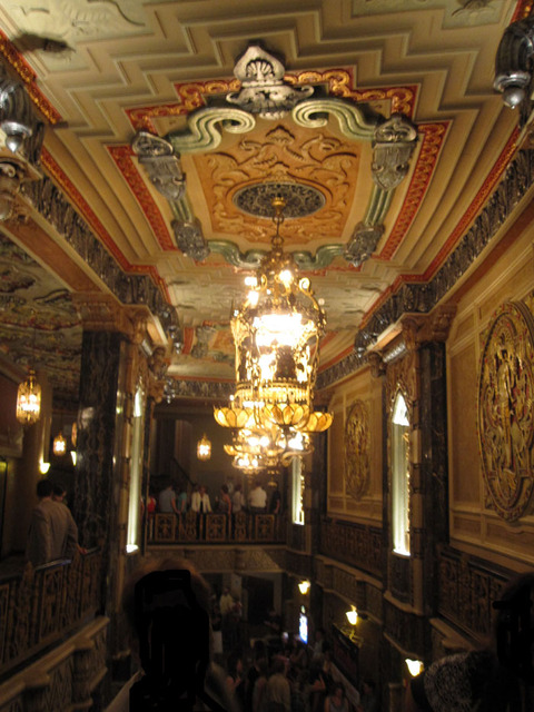 Oriental Theatre - Upper Main Foyer