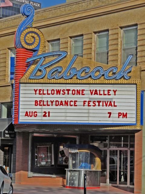 Babcock Theatre