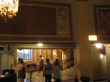 Oriental Theatre - Looking to upper main lobby from upper foyer