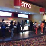 New look AMC Bay Plaza 13's lobby
