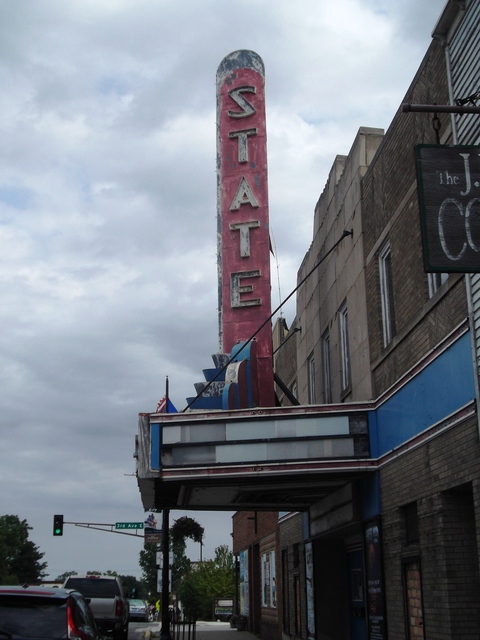 Ely's Historic State Theater
