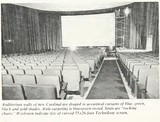 Cardinal Theatre - Original Auditorium - 750 Seats -