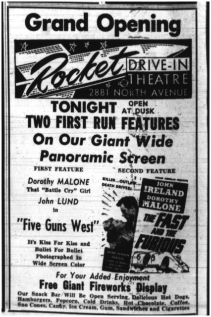 Rocket Opening Ad