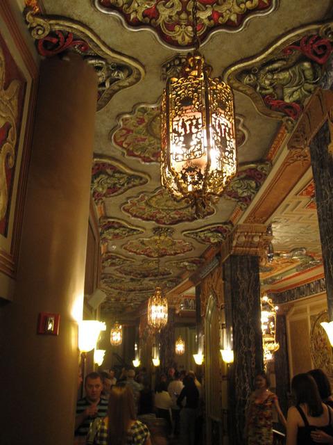 Oriental Theatre - Upper Foyer
