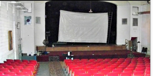 Pearis Theatre Auditorium