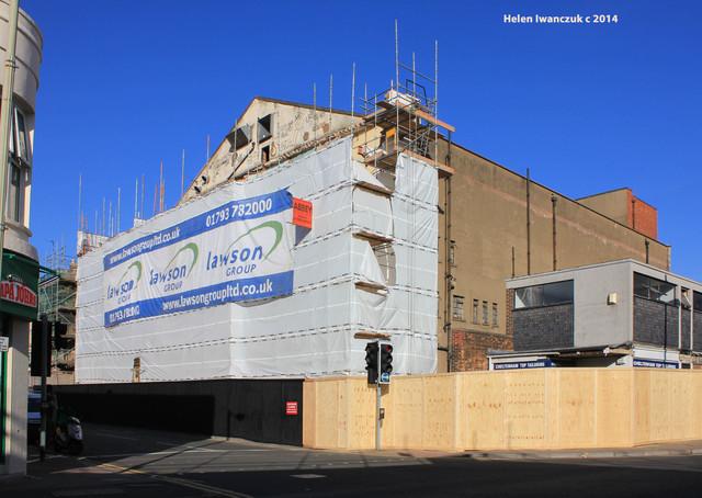 The Odeon, September 2014