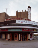 Colwyn Bay Odeon / Astra taken in 1986