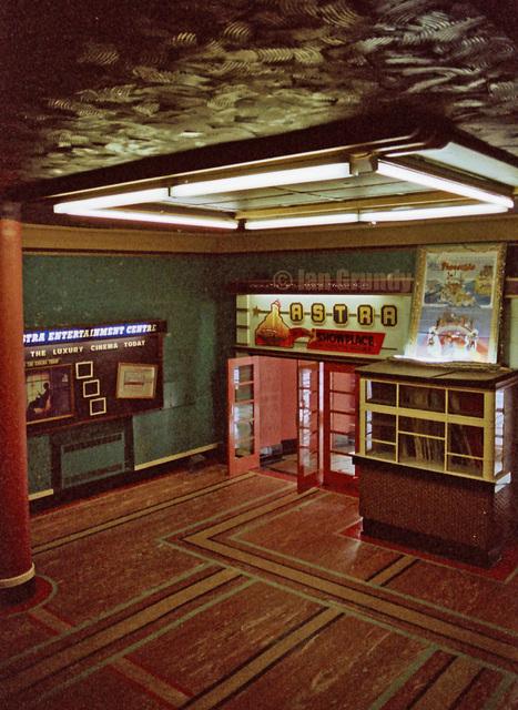 Astra Cinema, Colwyn Bay - 1970s