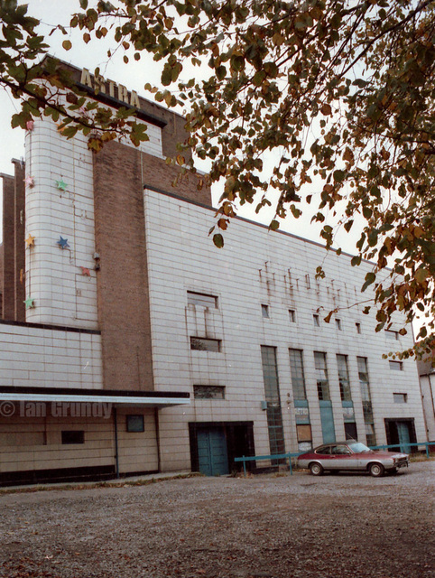 Astra Cinema, Colwyn Bay - 1970s