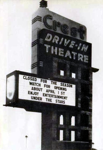 Crest Drive-In