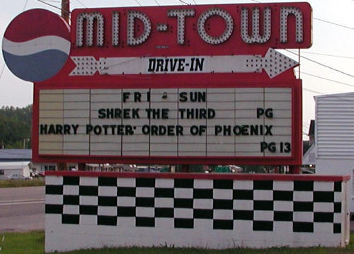 Mid-Town Drive-In