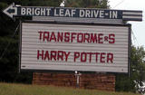Bright Leaf Drive-In