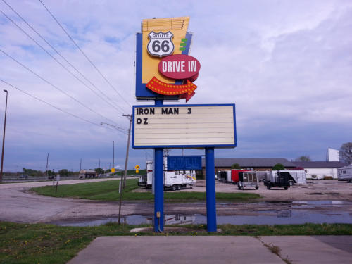 Route 66 Drive-In