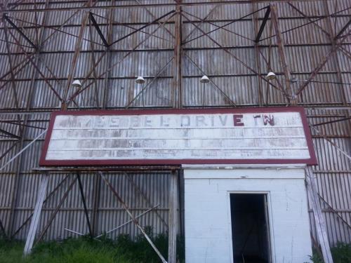 Teepee Drive-In