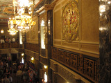 Oriental Theatre - Upper part of main foyer