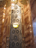 Oriental Theatre - Detail in main lobby