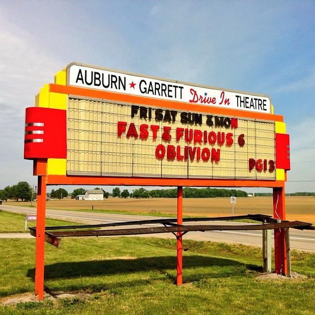 Auburn-Garrett Drive-In