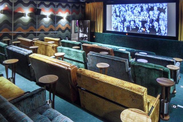 Everyman Cinema at Selfridges