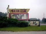 Tri-Way Drive-In