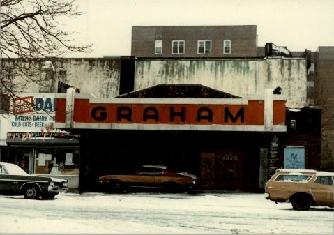 before demolition - sometime in the 80's?