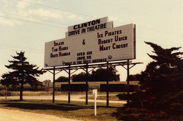 Clinton Drive-In