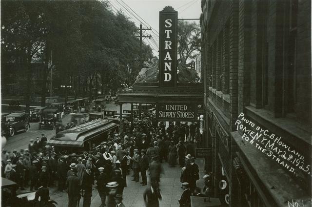 STRAND MAY 1925
